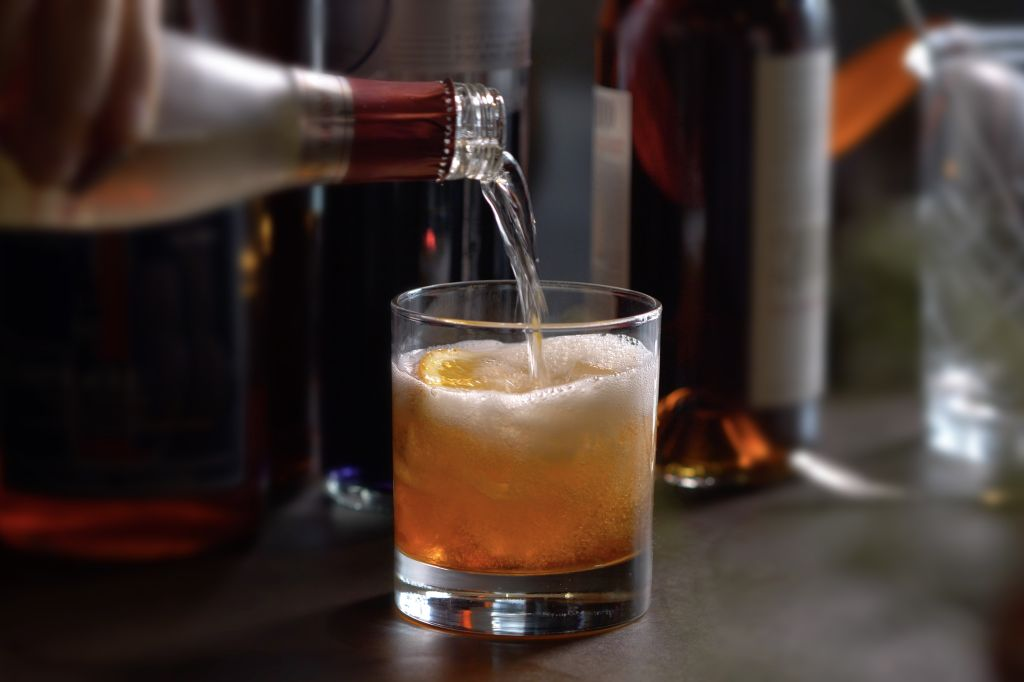 Venetian Spritz Cocktail