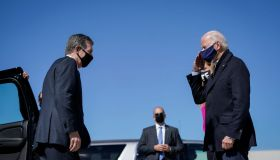 Democratic Presidential Nominee Joe Biden Campaigns In Durham, NC