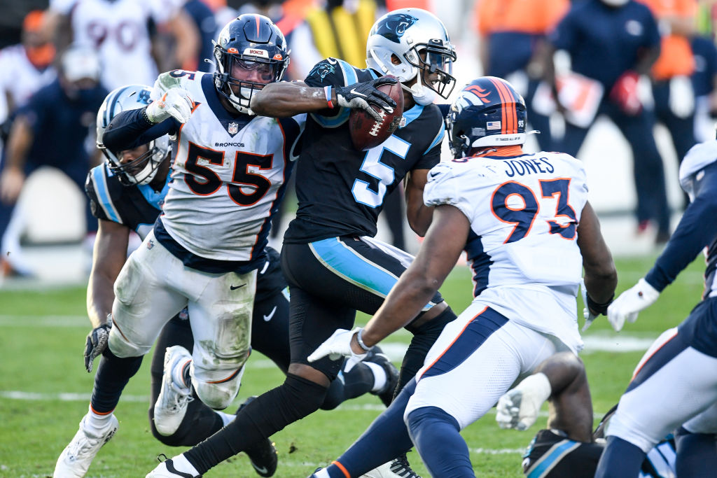 "NFL ""u2013 CAROLINA PANTHERS VS. DENVER BRONCOS"