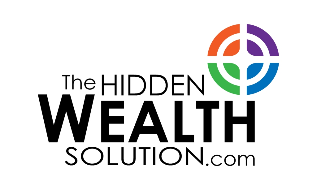 Hidden Wealth Solution Logo Promo