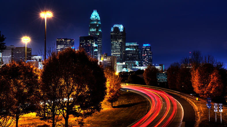 Charlotte in Motion