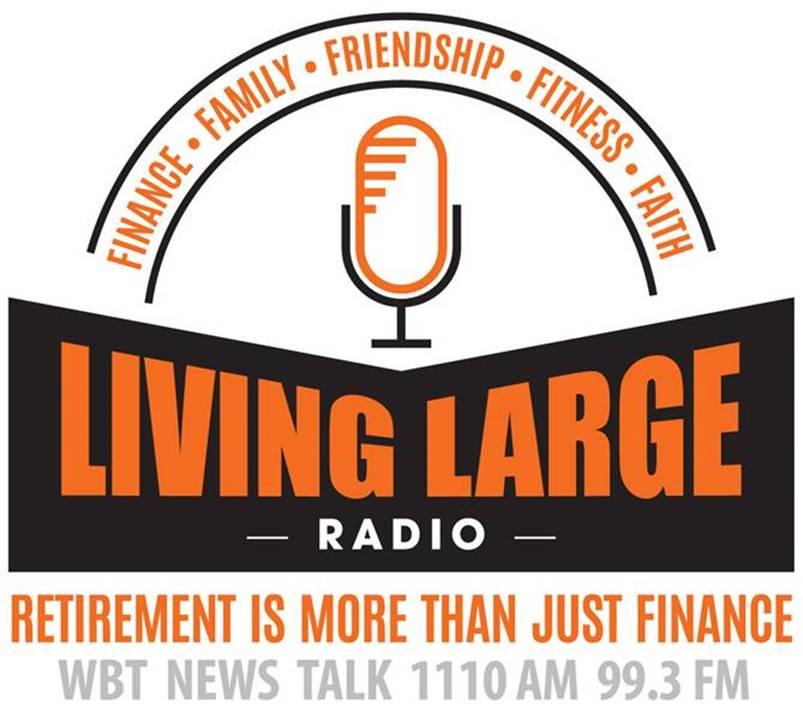 Living Large Radio logo