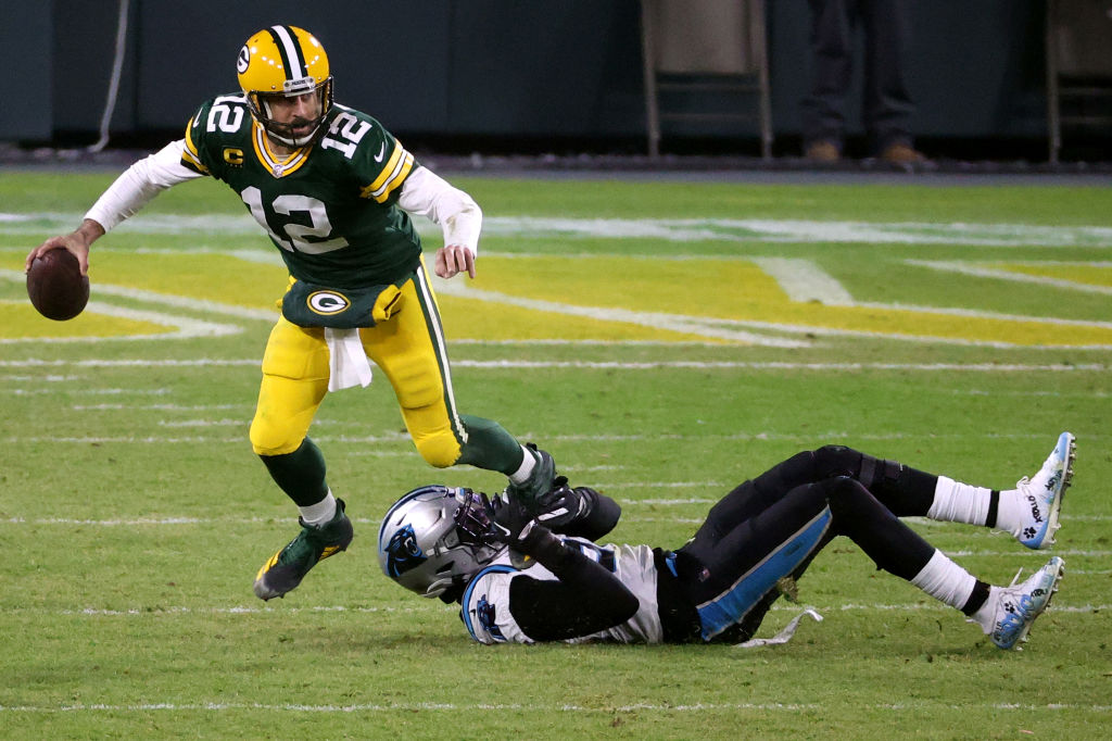 Carolina Panthers v Green Bay Packers