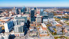 Nashville, Tennesee Aerial