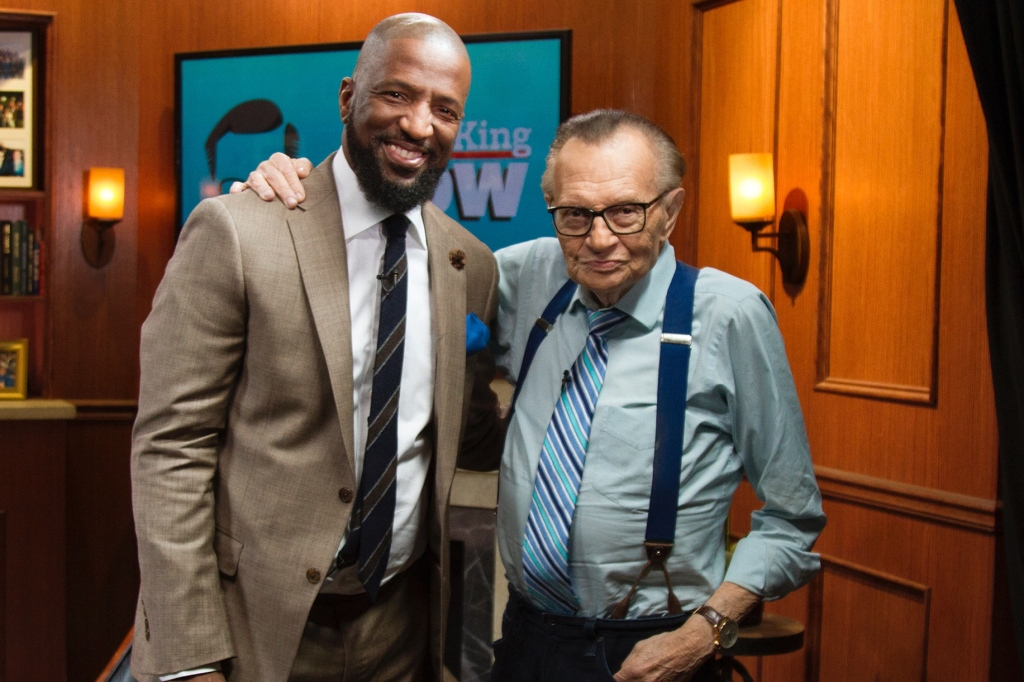 Rickey Smiley & Larry King