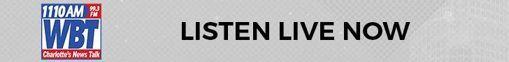 WBT Listen Live NOW banner