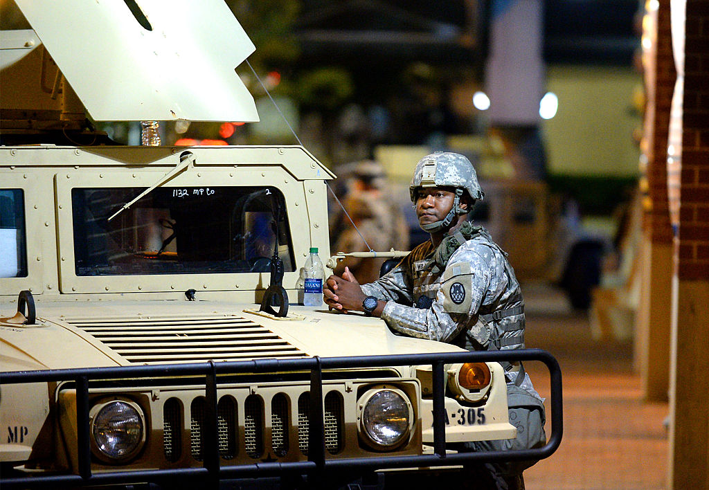 Activity resumes in uptown Charlotte Friday as curfew ends following fatal police shooting