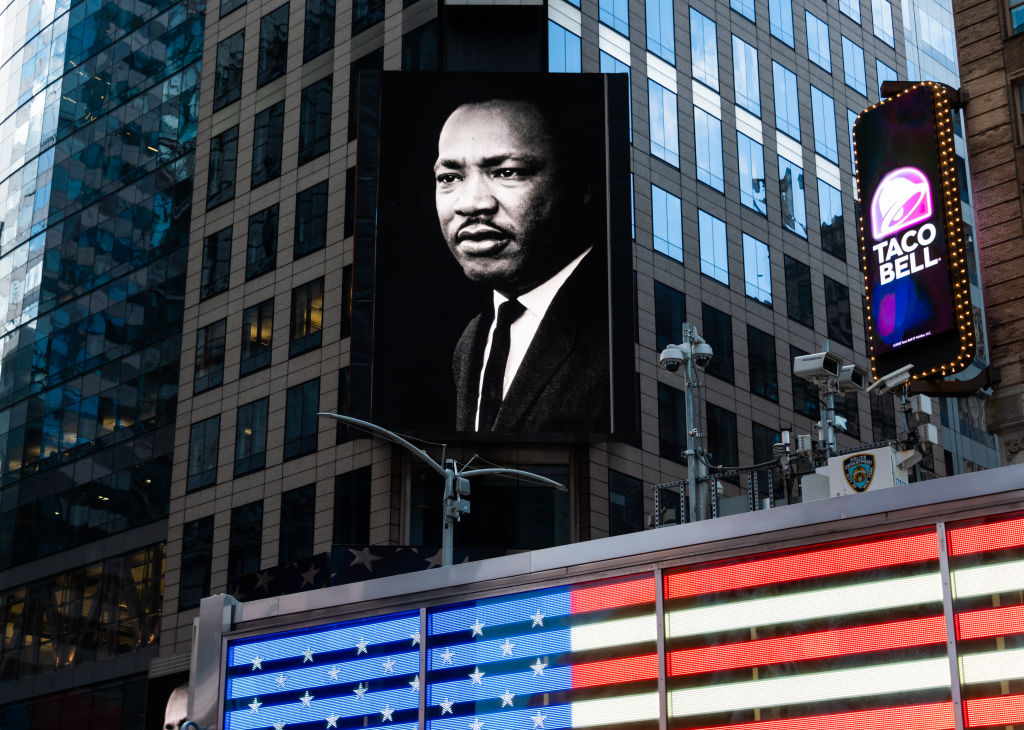 New York City Area Celebrates Martin Luther King Holiday