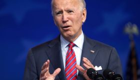 President-Elect Biden Delivers Remarks On Final Jobs Report Of 2020