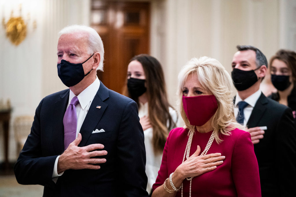 President Joe R. Biden