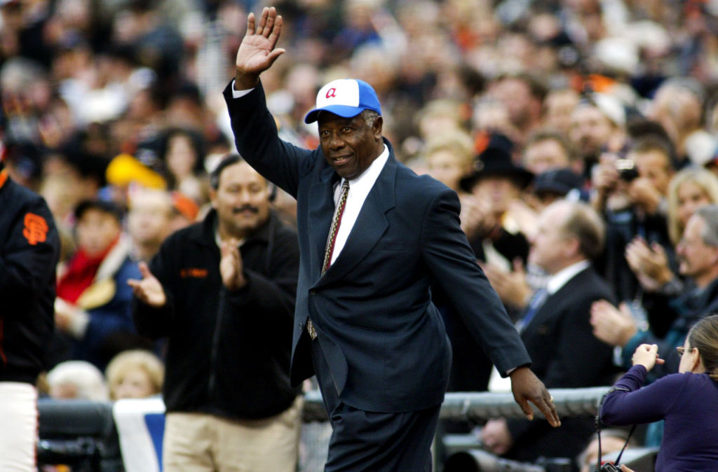Hall of Fame and former Milwaukee, Atlanta Braves & Milwaukee Brewer and Negro leagues Indianapolis Clowns outfielder Hank Aaron passed away at age 86.