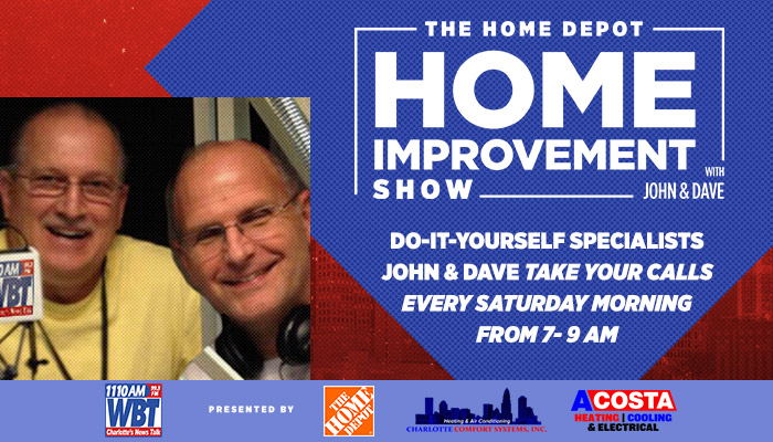 Home Improvement with John and Dave Headshots