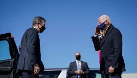 Democratic Presidential Nominee Joe Biden Campaigns In Durham, NC