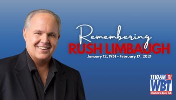 Remembering Rush Limbaugh