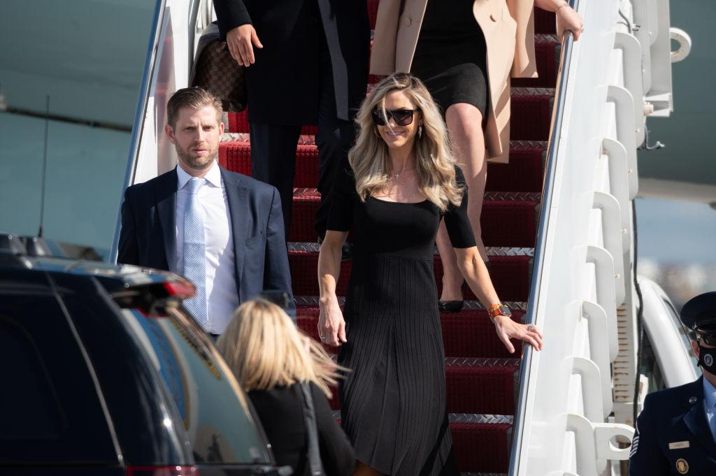 Donald Trump Returns To Florida Ahead Of Joe Biden's Inauguration