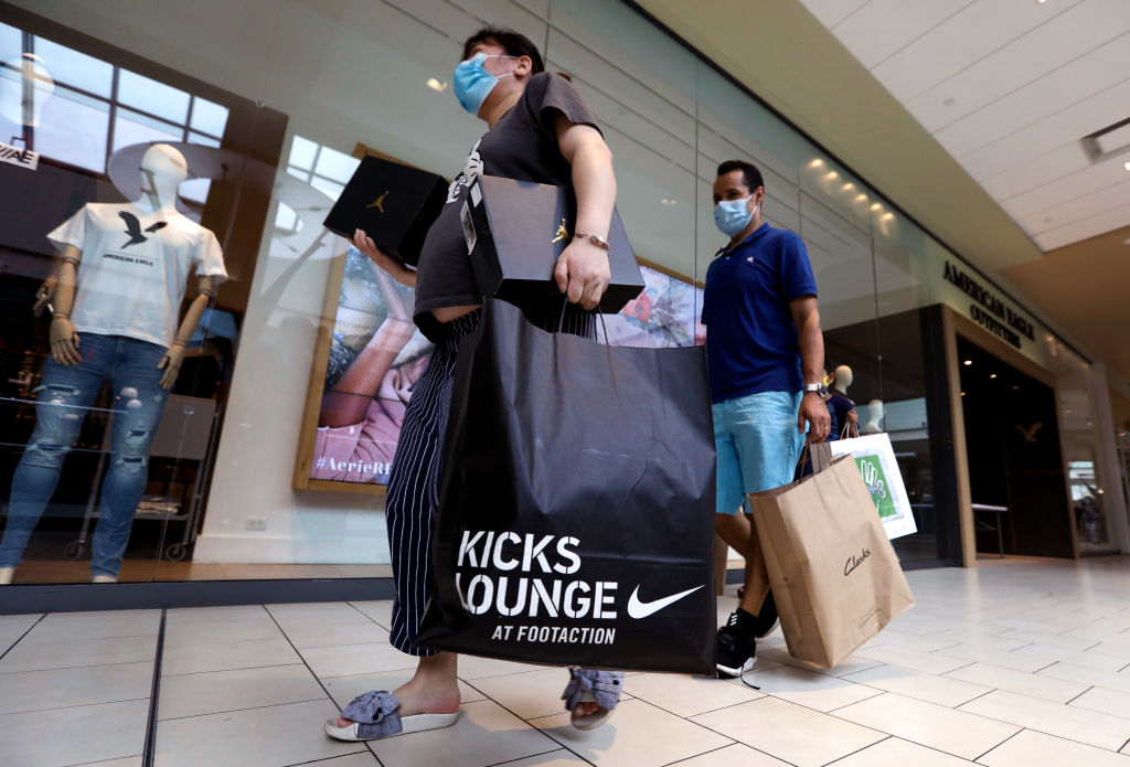 New York City Reopens Malls While In-Door Dining Remains On Hold