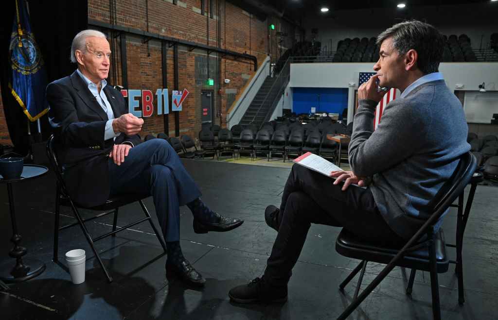 """ABC's """"This Week with George Stephanopoulos"""" - 2020"""