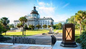 South Carolina State House, Columbia, South Carolina