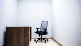 small empty office