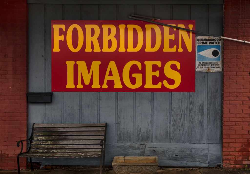 Forbidden Images Exotic Magazine Shop