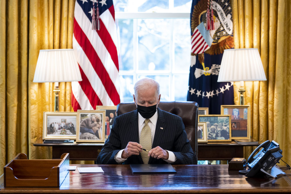 President Biden Signs PPP Extension Act Of 2021 Into Law