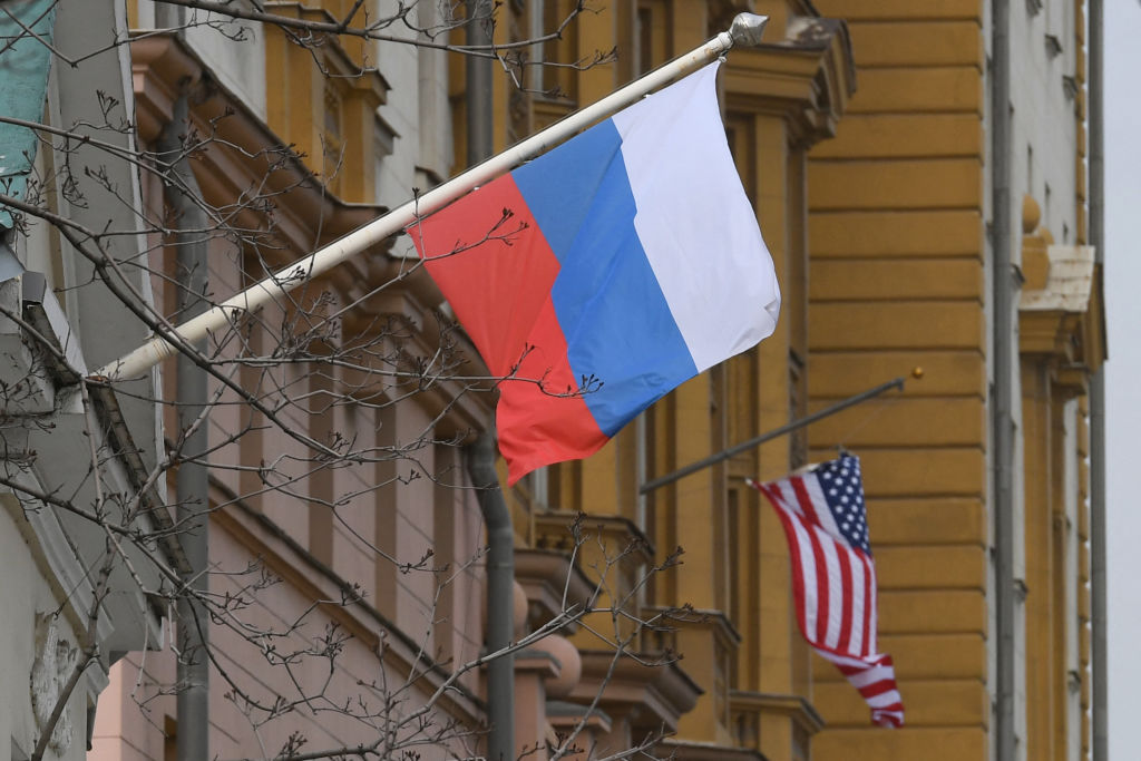 RUSSIA-US-POLITICS-DIPLOMACY-SANCTIONS