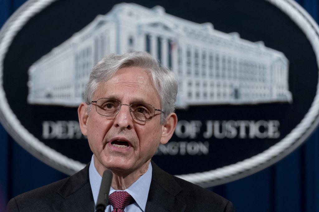 Attorney General Merrick Garland Delivers Statement