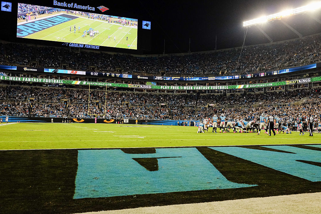 NFL: OCT 10 Buccaneers at Panthers
