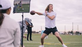 Trevor Lawrence Workout