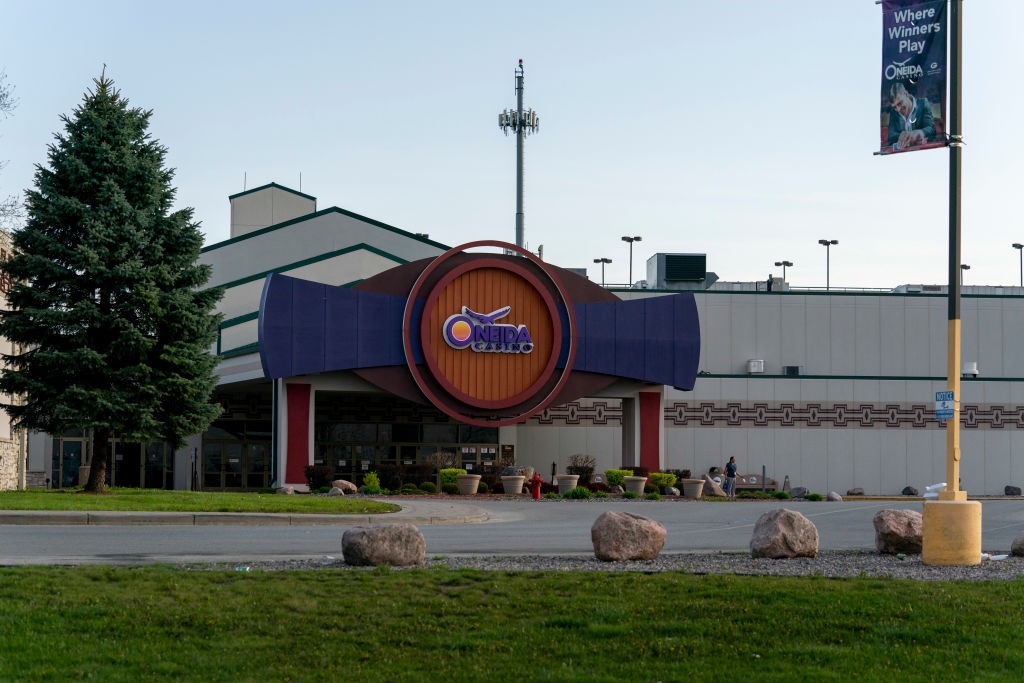 Multiple People Shot At Casino In Green Bay, Wisconsin