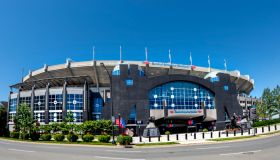 Charlotte North Carolina - Bank of America Stadium
