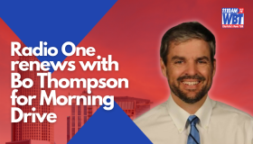 Radio One renews with Bo Thompson for Morning Drive on WBT AM/FM