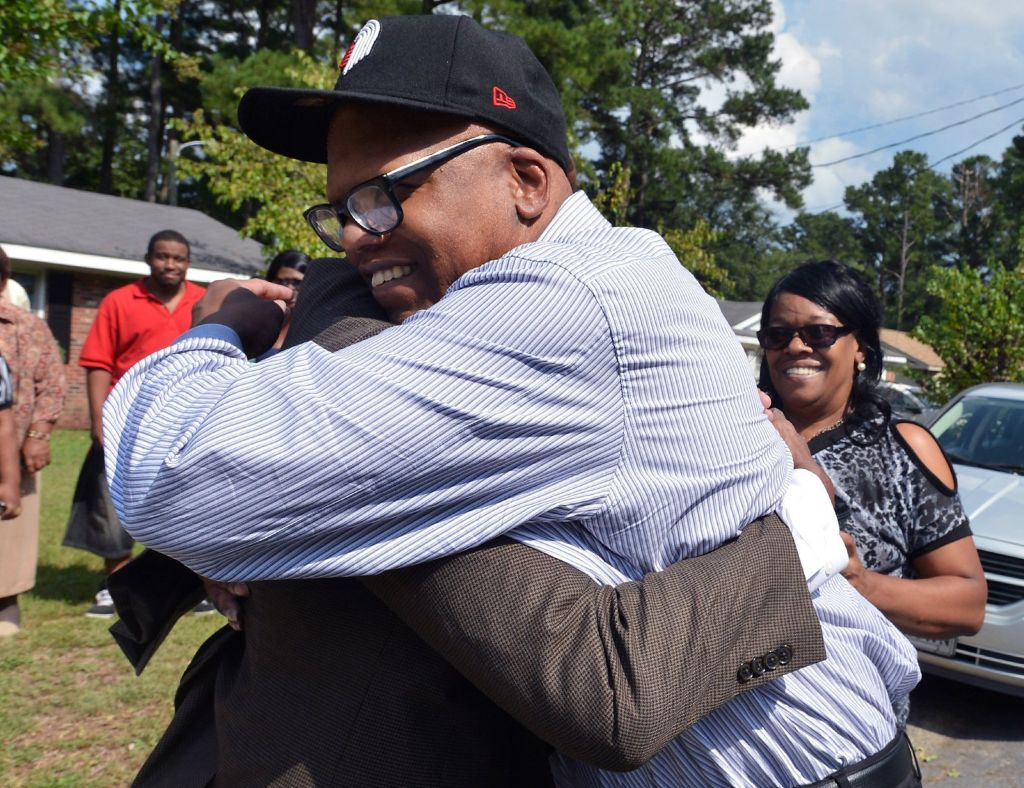 Brothers freed after decades in prison for crime they didn't commit