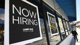 Jobless Claims Shrink To A Pandemic Low