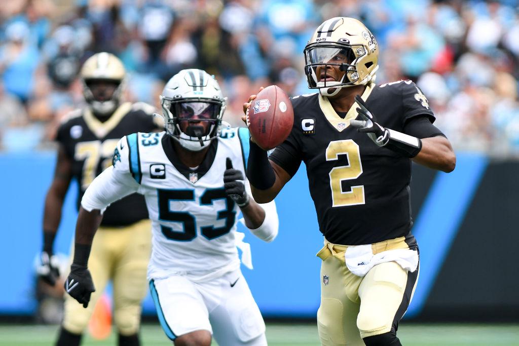 NFL: SEP 19 Saints at Panthers