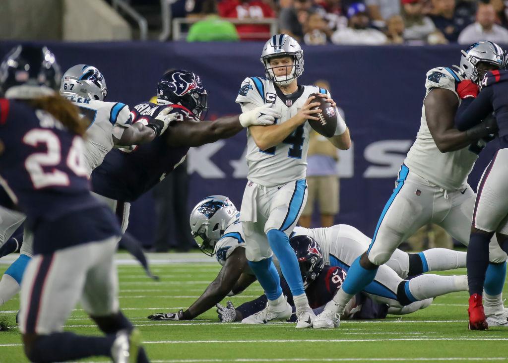 NFL: SEP 23 Panthers at Texans